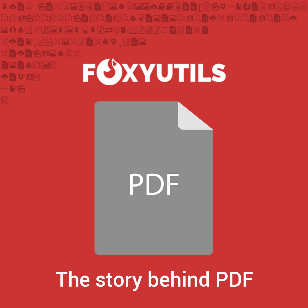 the story behind PDF